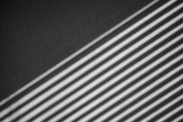 Schatten wegen geschlossenen Vorbaurollladens