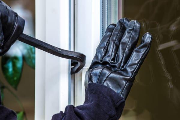 Einbruchschutz ist auch in Verbindung mit einer Wärmeschutzverglasung möglich