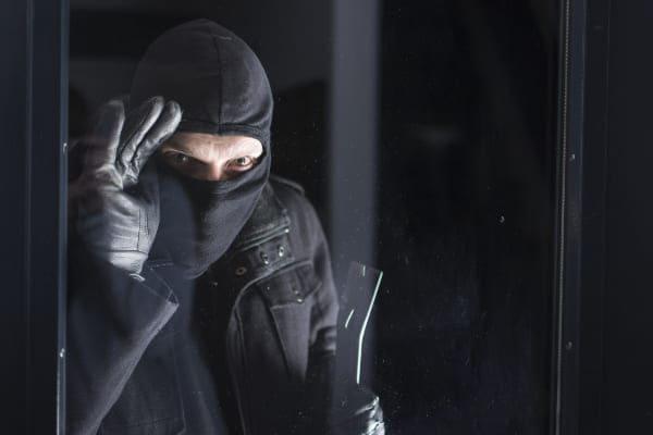 Fenster sind häufige Schwachstellen für Einbrüche