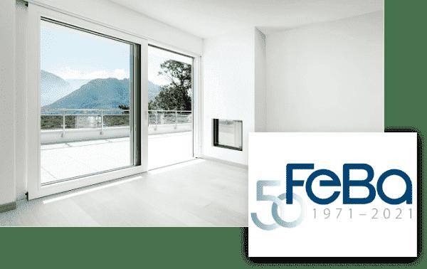 FeBa Partner ist ein kompetenter Partner in Sachen Balkon- und Terrassenfenster.