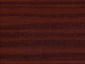 Fensterfarbe Mahagoni für Kunststofffenster