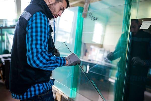 Die passende Verglasung für einflügelige Fenster