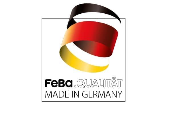 FeBa Made in Germany Logo.