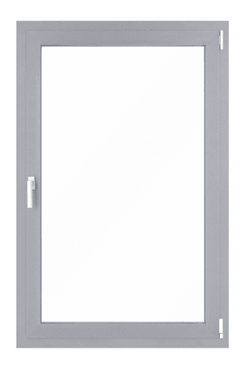 Fenster grau