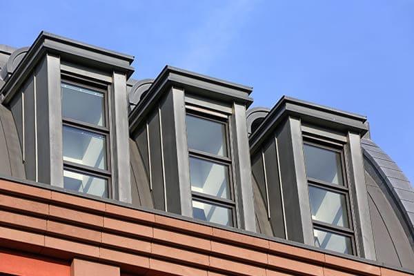 Welches Material für Gaubenfenster