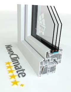 Kunststofffenster NovoClimate