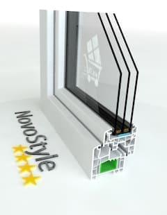 Kunststofffenster NovoStyle