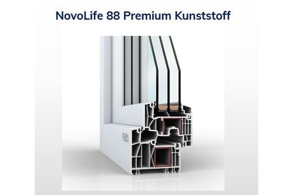 FensterHandel.de Profilsystem Novo-Life 88.