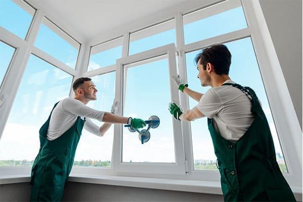 Festverglastes Oberlicht Fenster