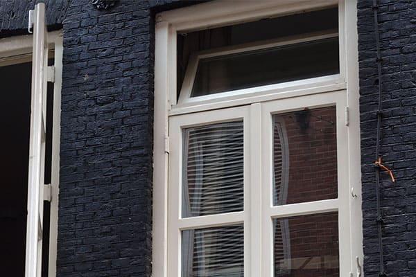 Kipp-Oberlicht-Fenster