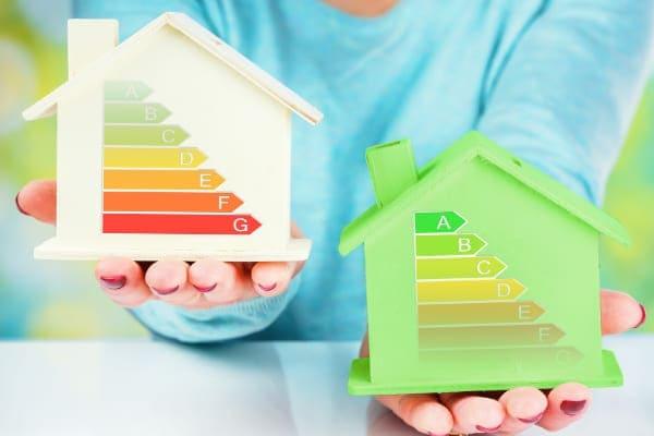 Passivhausfenster der Spitzenklasse bringen besondere Energieeffizienz mit sich.
