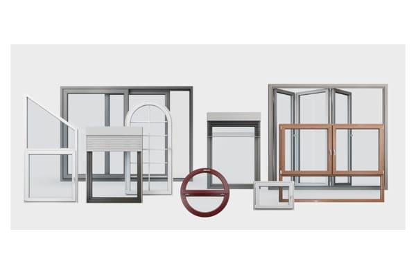 FeBa Fensterbau Profile.