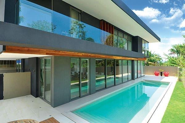 Vorteile von Panoramafenstern