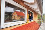 Fenstermontage
