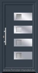 Jubiläums-Haustüre KU 110 in Farbe