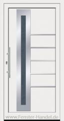 Jubiläums-Haustüre KU 130 weiß