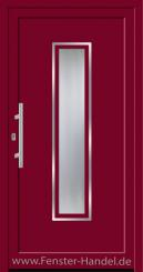 Jubiläums-Haustüre KU 333 in Farbe