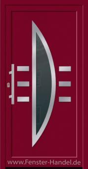 Jubiläums-Haustüre KU 120 in Farbe
