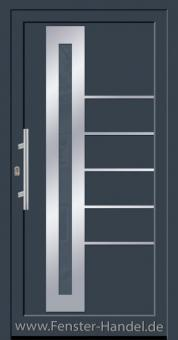 Jubiläums-Haustüre KU 130 in Farbe