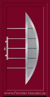 Jubiläums-Haustüre KU 312 in Farbe