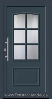 Jubiläums-Haustüre KU 320 in Farbe
