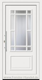 Jubiläums-Haustüre KU 321 weiß