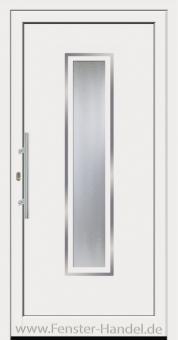 Jubiläums-Haustüre KU 333 weiß