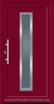 Jubiläums-Haustüre KU 50 in Farbe