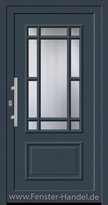 Jubiläums-Haustüre KU 321 in Farbe