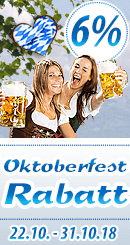 Rabatt Oktoberfest