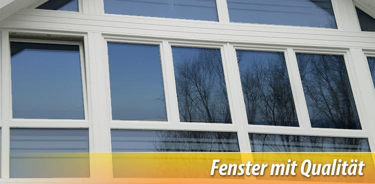 Fenster mit Qualiät