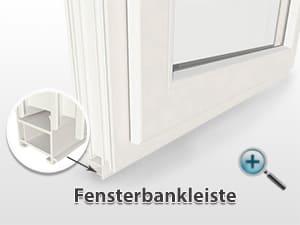 Fensterbankleiste