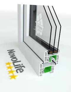 Kunststofffenster NovoLife bestellen