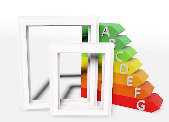 Passivhausfenster Energiepyramiede